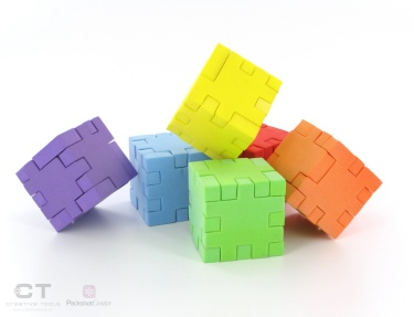 CreativeTools.se - PackshotCreator - Puzzle cubes. Creative Tools on Flikr. https://www.flickr.com/photos/creative_tools/4332829750
