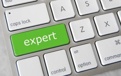 Expert keyboard button. GotCredit on Flikr. https://www.flickr.com/photos/jakerust/16224910474