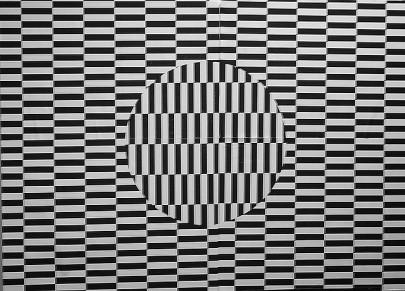 Illusion d'optique-Optica Illusion by Tetine on Flikr. https://www.flickr.com/photos/83331954@N00/3057137002