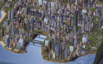 SimCity 4. Edward Cai on Flikr. https://www.flickr.com/photos/sntc06/2709571509
