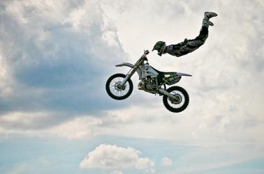 Flying Free. Mr. Nixter on Flikr. https://www.flickr.com/photos/stankus/4542616828