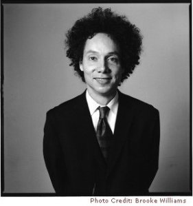 Malcolm Gladwell. Michelle Tribe on Flikr. https://www.flickr.com/photos/greencolander/11791573