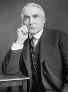 By Harris & Ewing - http://www.old-picture.com/american-legacy/003/President-Harding-Warren.htm, Public Domain, Link